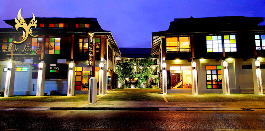 Chiang Mai Boutique Hotels In Old City